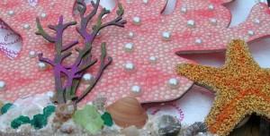 Ocean Album with Graphic45 Travelogue and Art Glitter Sneak Peak