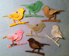 Finished Birds