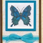 PSX Butterfly Stamp
