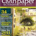 Cloth Paper Scissors January/February 2011 Issue
