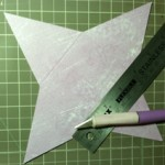 Cut Star Shapes