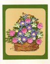 Grapevine Basket Card