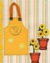 Gardening Apron Card