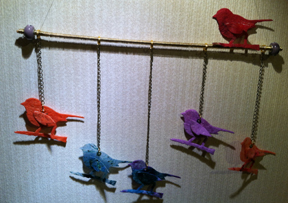 Finished Birds on a Wire