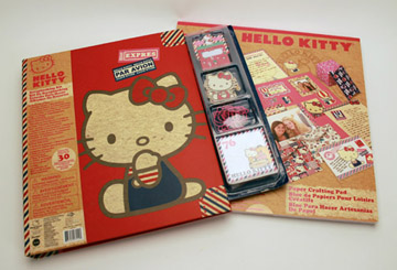 Hello Kitty Scrapbooking Suppliesq
