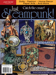 Just Steampunk Volume 2 from Scott Publications