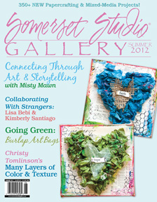 Somerset Gallery Summer 2012 (cover)