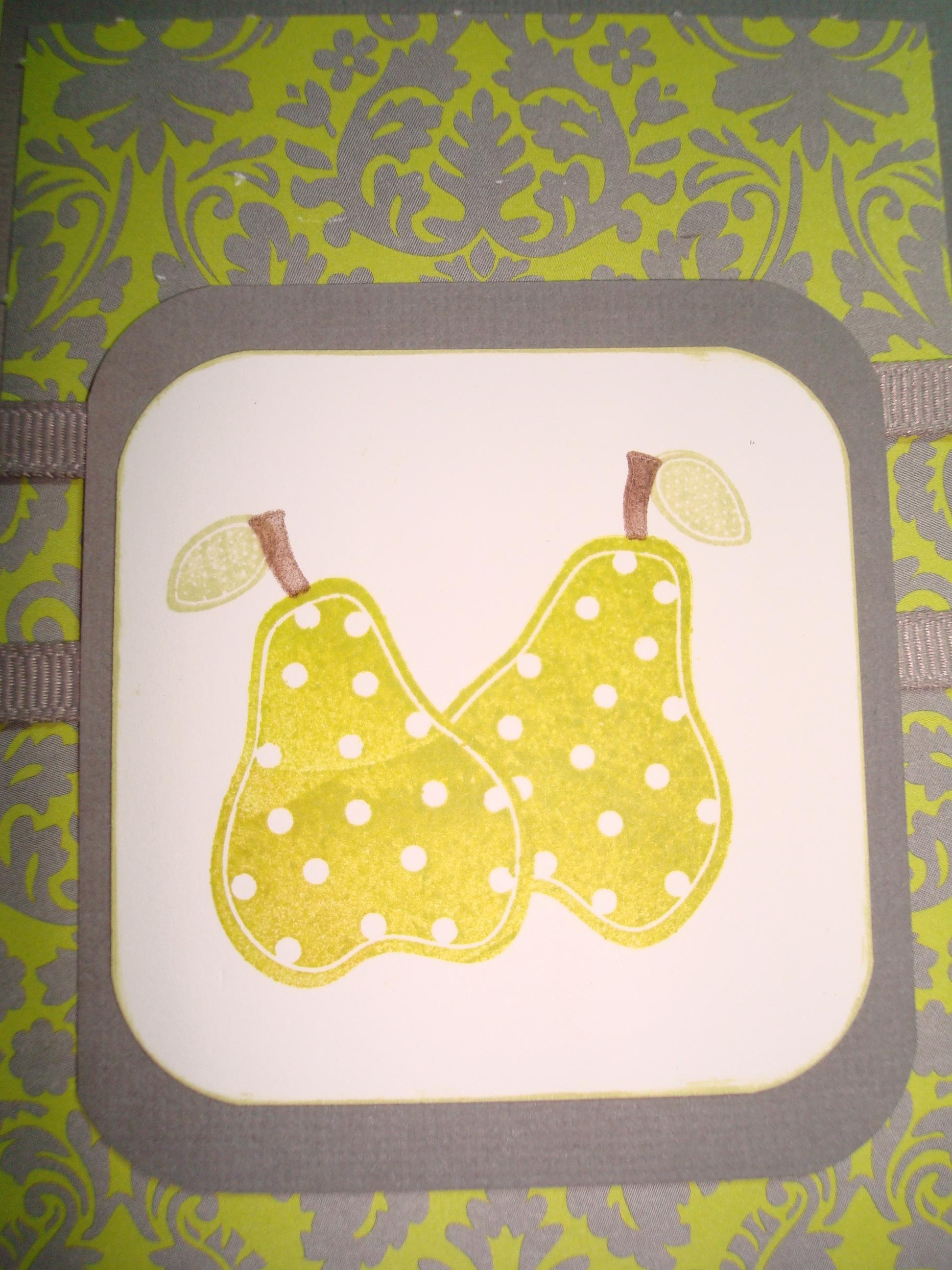 Card using masking technique