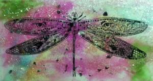 Glittered Image