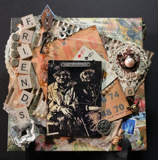 Best Friends Assemblage