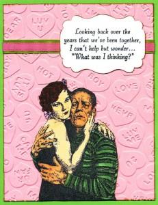 What Was I Thinking? card by Joe Morgan