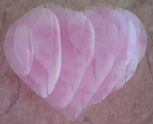 Heart Sliceform