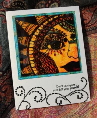 Mary Vogel Lozinak face card