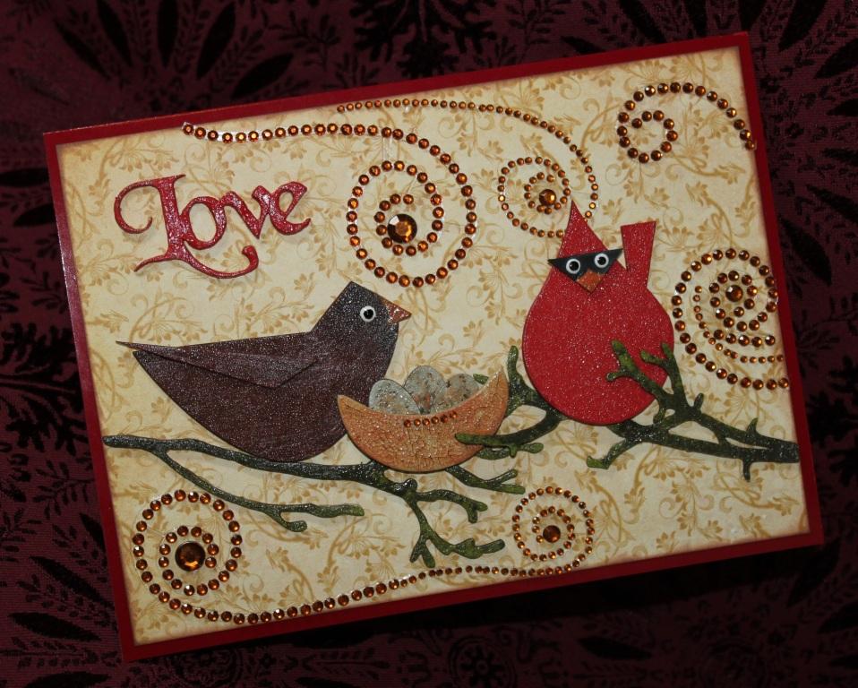 Cardinal Love