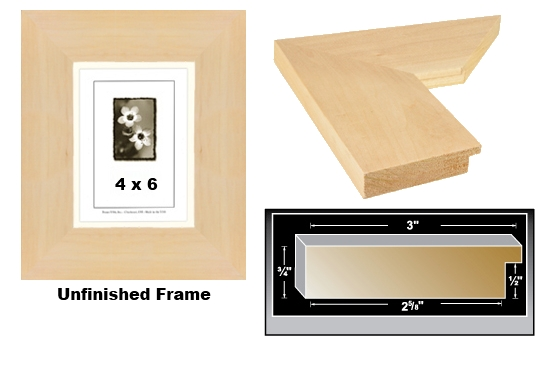 Unfinished Frame