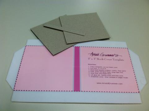 Arnold Grummer Booklet Template