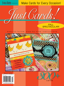 Just Cards, Fall 2012