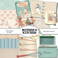 Velma Balint's Mother's Kitchen from KB and Friends