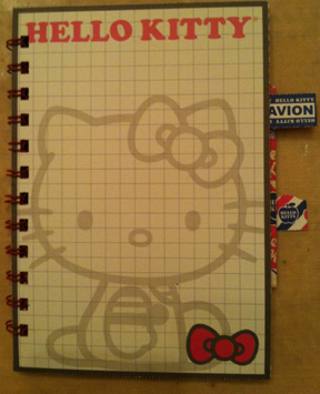 Hello Kitty Mini Album Cover