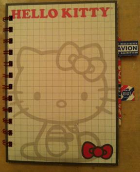 Hello Kitty Mini Album Cover
