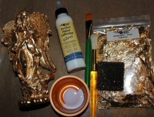Gilded angel ready to seal with PPA