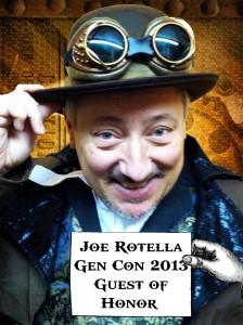 Joe Rotella, Gen Con 2013 Guest of Honor