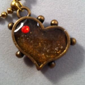 Resin Heart