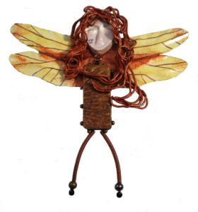 Finished Redheaded Fairy