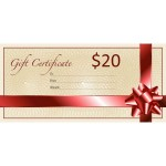 $20 Gift Certificate for Create N Craft (www.createNcraft.com)