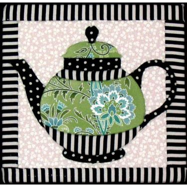 Teapot No Sew Kit
