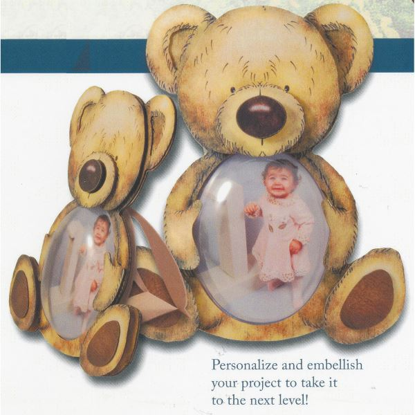 Teddy Bear Globecraft Memories