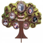3D Family Tree Front