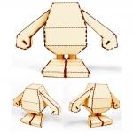 Square Headz Art Toys