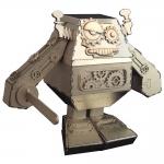 GoGo Robot Steampunk Square Headz Kit