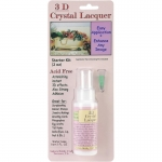 3D Crystal Lacquer Starter Kit 2 Fl Oz