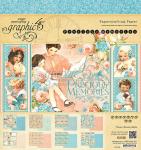 Graphic 45 Precious Memories 8x8 Paper Pad