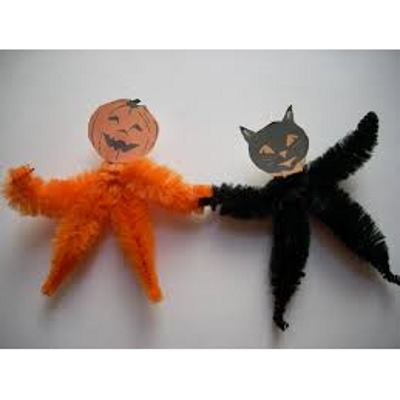 Image Result For Christmas Craft Projects With Pipe Cleaners