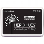 Hero Hues India Ink Black Dye Ink