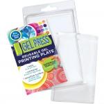 Gel Press 3x5 Plate - open package