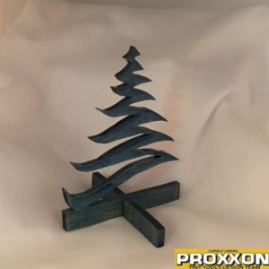 Christmas Tree Made With Proxxon Scroll Saw Createncraft