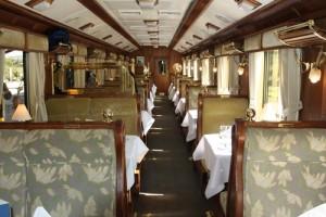 Orient Express Dining Car
