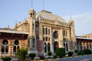 Sirkeci Railway Station
