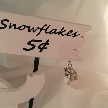 Snowflakes Five Cents