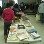 More goodies at the scrapbook yard sale